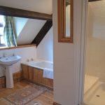 Alexanderstone bath and shower room