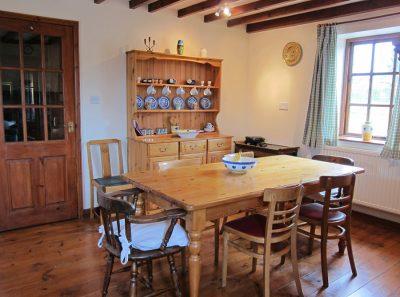 Kitchen of Alexanderstone Cottage